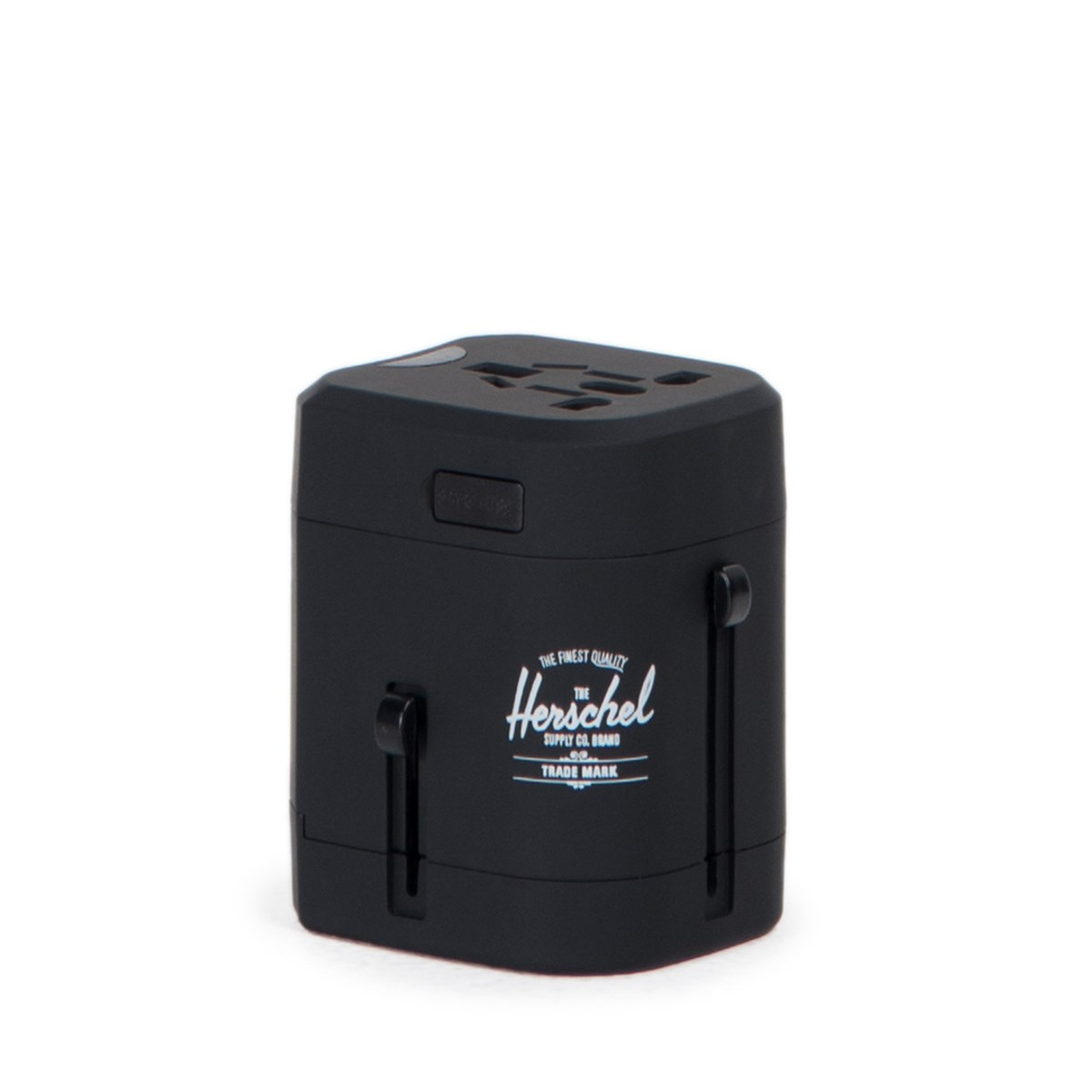 Travel Adapter in Black
