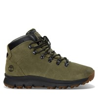 Men's World Hiker Mid Boots in Dark Green