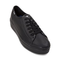 Women's Triple Kick Sneakers in Black