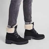 Women's Courmayeur Valley Boots in Black