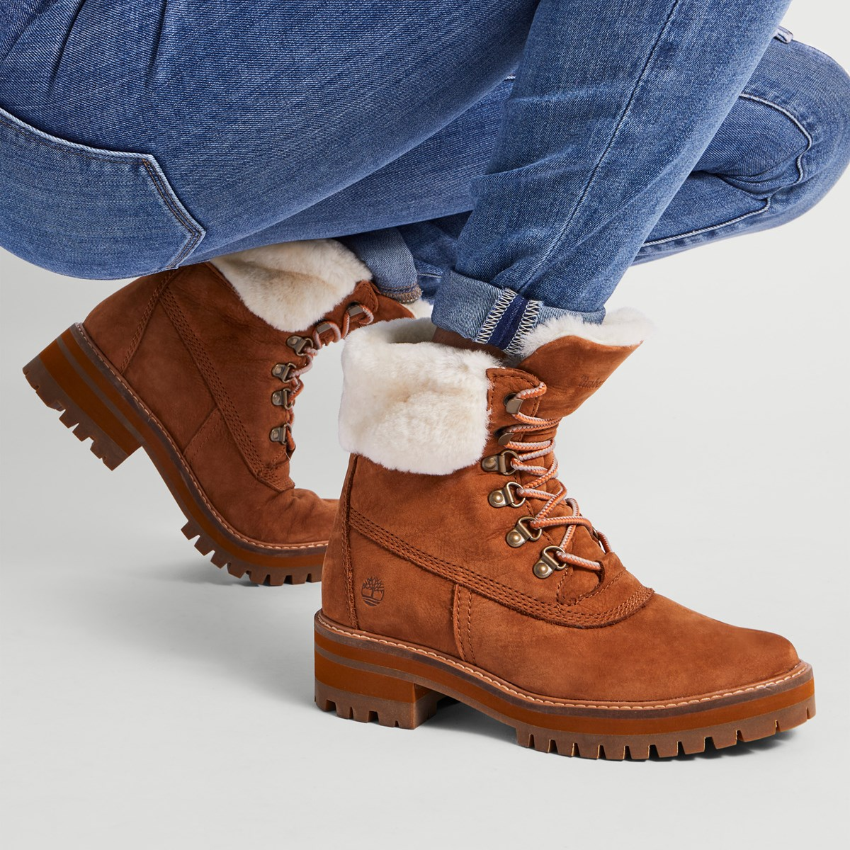 Women's Courmayeur Valley Boots in Rust