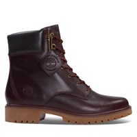 Women's Jayne Waterproof Boots in Burgundy