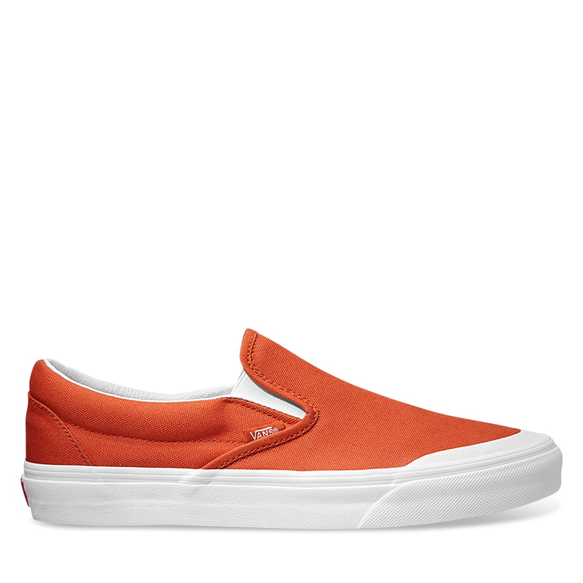 Men's Classic Slip-On in Orange