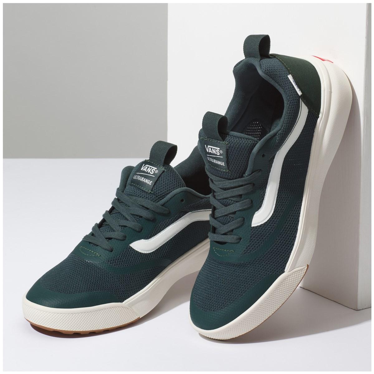 Men's Ultrarange Rapidweld Sneakers in Green