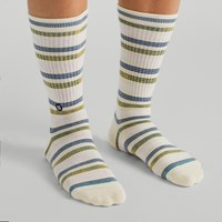 Men's Somme Socks in White
