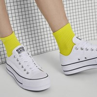 Women's Uncommon Classic Socks in Yellow