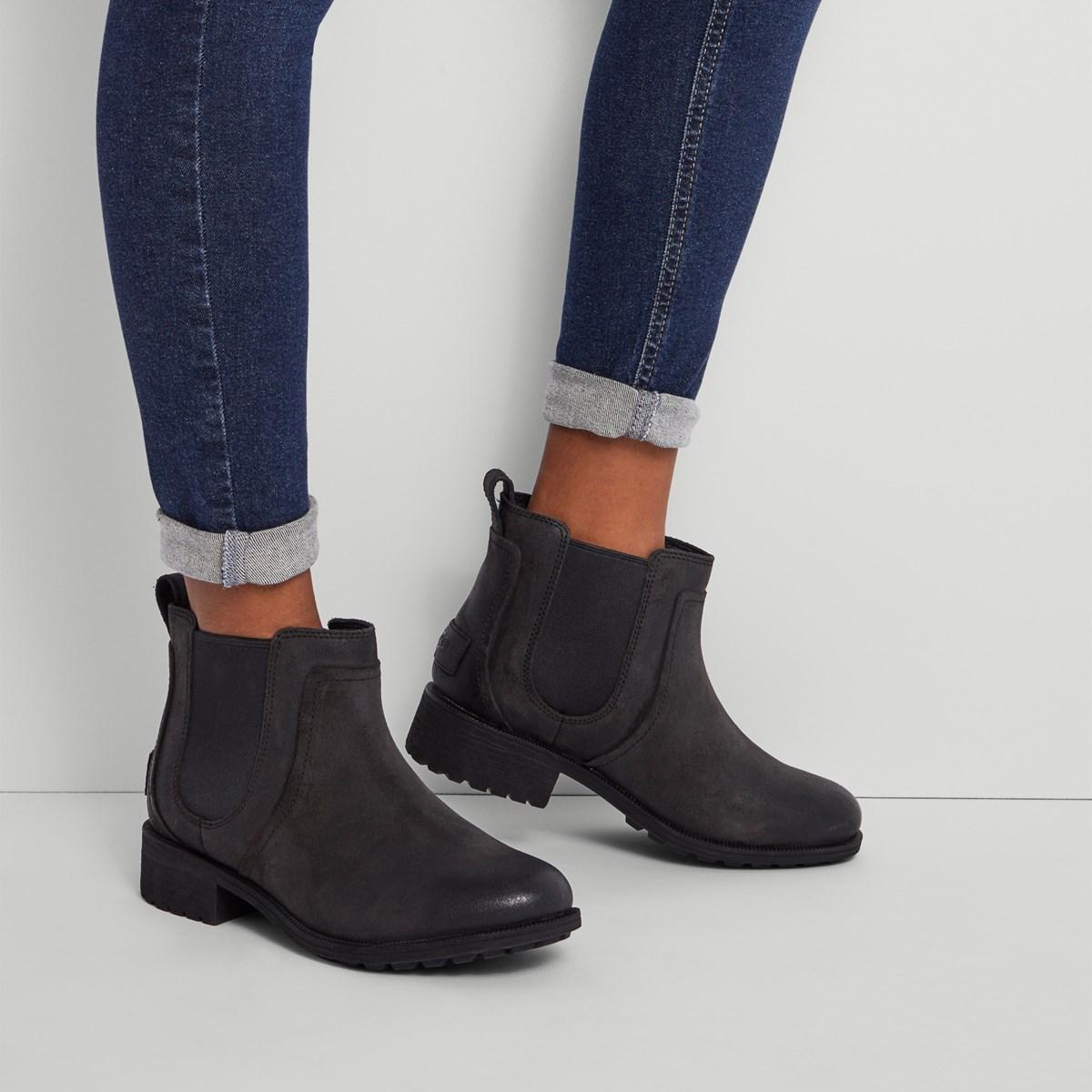 e59f09121318c promotional Women s Bonham II Chelsea Boots in Black. Previous. default  view  ALT1