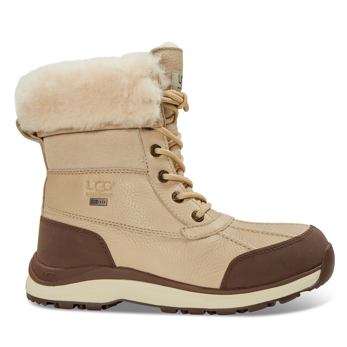 super cute details for online store Women's Adirondack III Boots in Sand