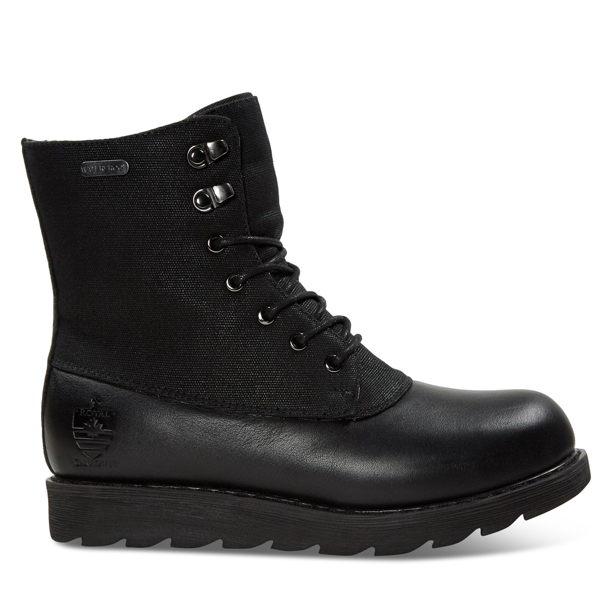 Women's Lasalle Boots in Black