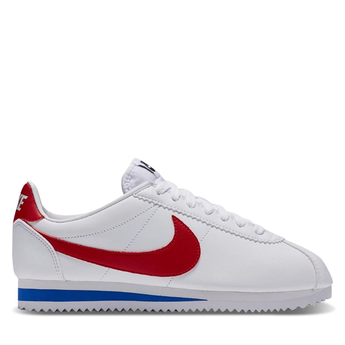Men's Classic Cortez Sneakers in White