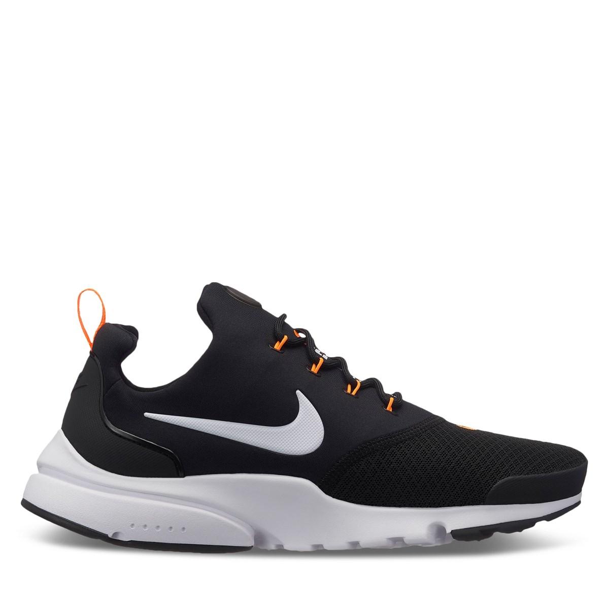 Men's Presto Fly JDI Sneakers in Black