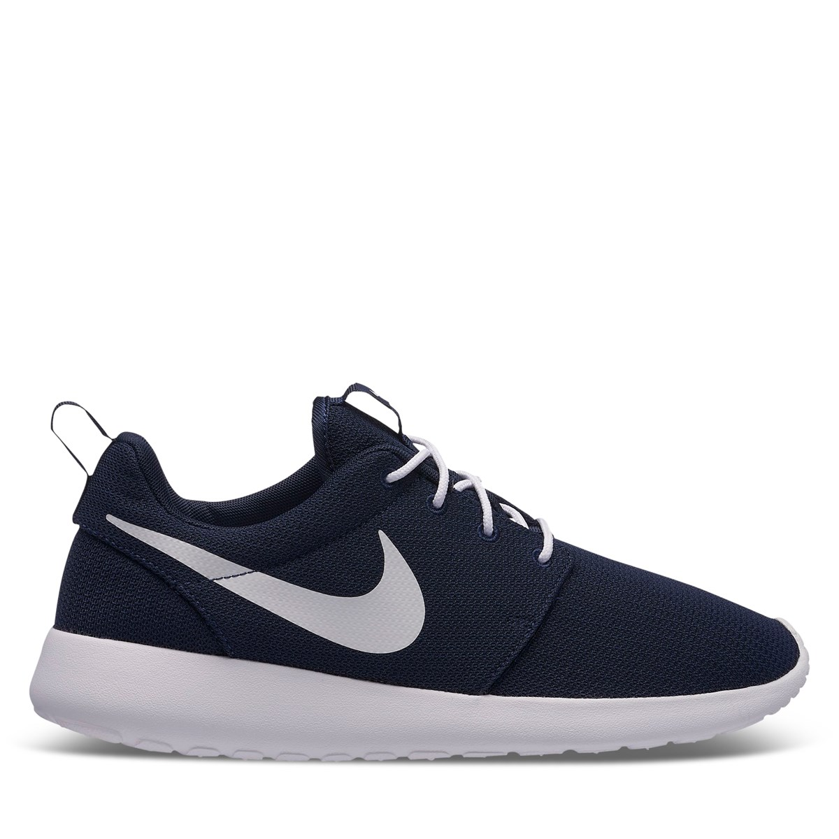 Baskets Roshe One marine pour hommes