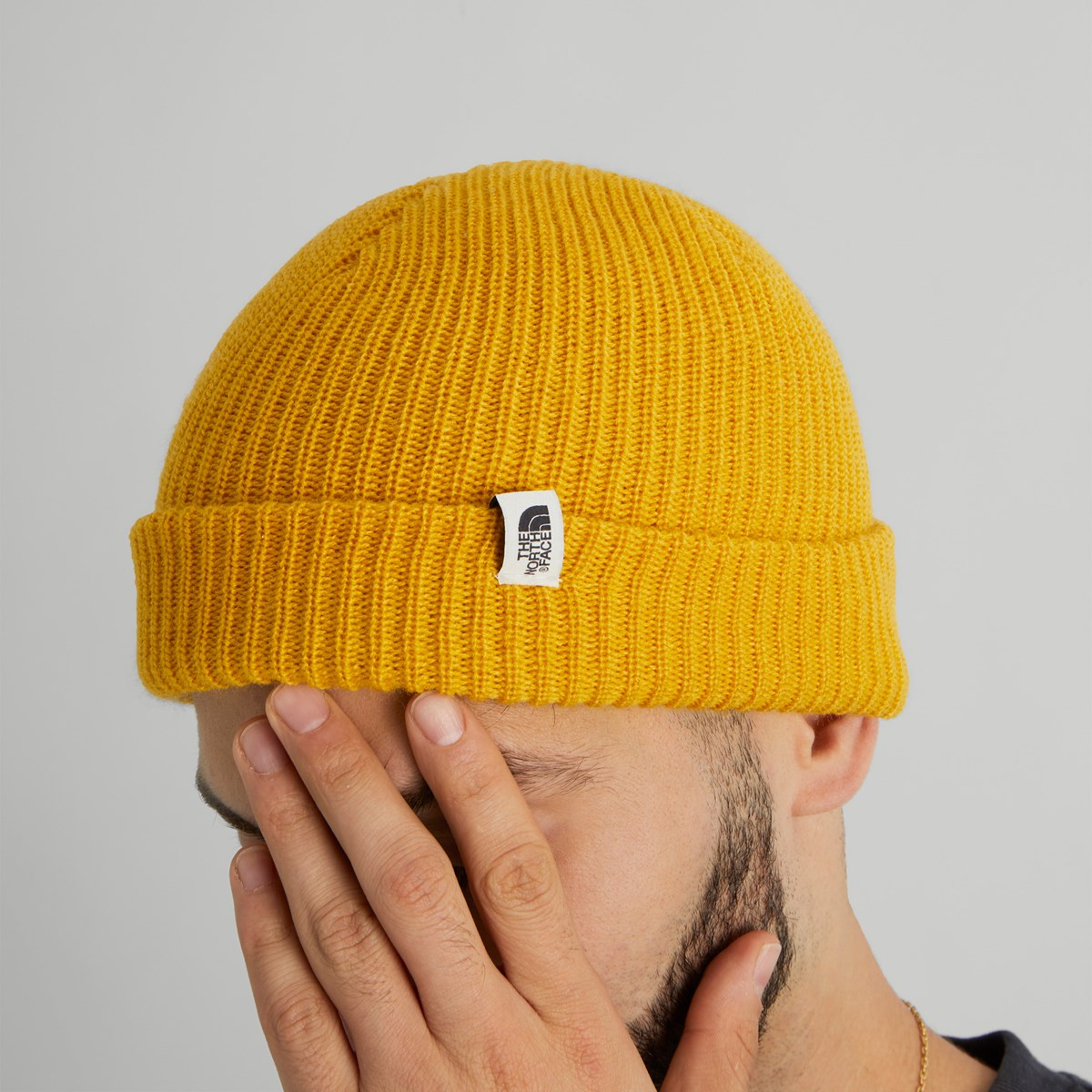 Free Beanie in Yellow