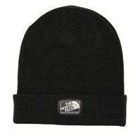 Dock Worker Beanie in Black
