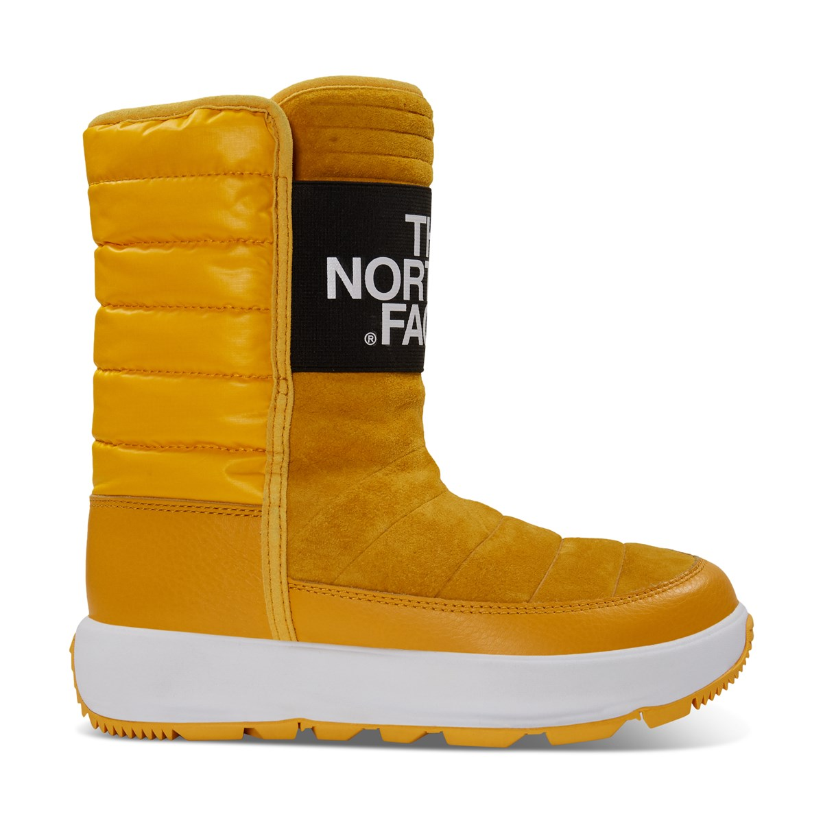 Women's Ozone Park Winter Pull-On Boots in Yellow