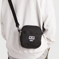 Dropout Traveler Bag in Black