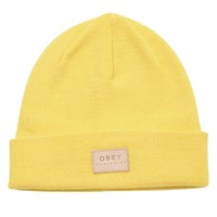 Briean Beanie in Yellow