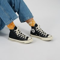Chuck 70 Vintage Hi Sneakers in Black