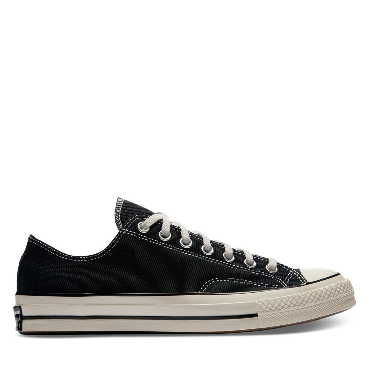 Chuck 70 Vintage Ox Sneakers in Black