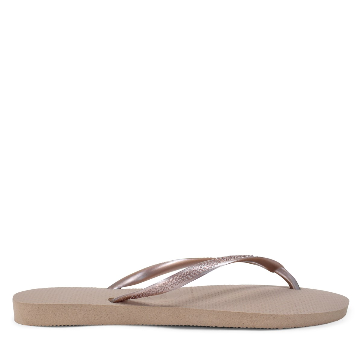 9c2415ae8f0d4 Women s Slim Flip-Flop in Rose Gold. Previous. default view · ALT1