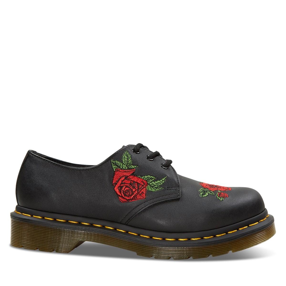 Women's 1461 Vonda Shoes in Black