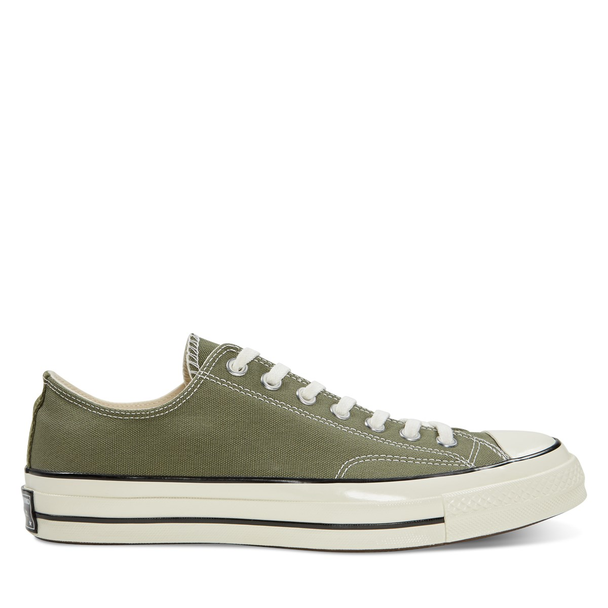 Men's Chuck 70 Vintage OX Sneakers in Khaki