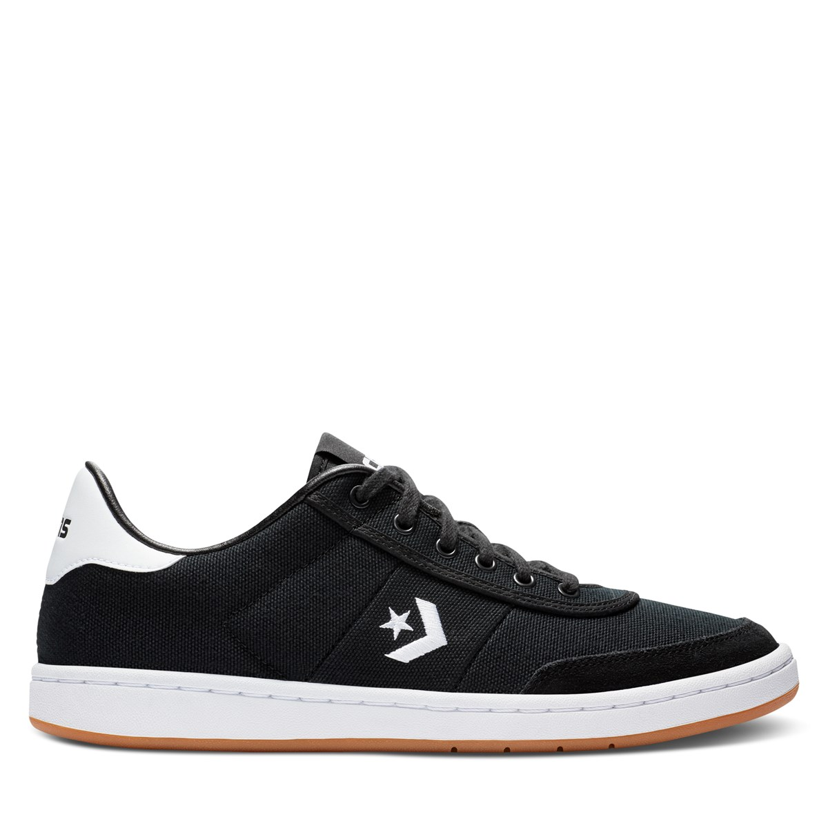 Men's Barcelona Pro Suede Sneakers in Black