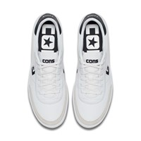 Men's Barcelona Pro Suede Sneakers in White