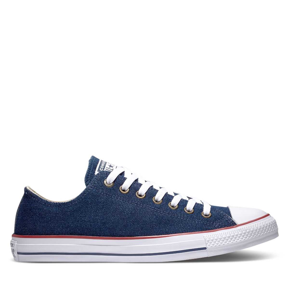 Men's Chuck Taylor All Star Denim Sneaker in Blue