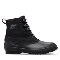 Men's Cheyanne II Short Nylon Boots in Black