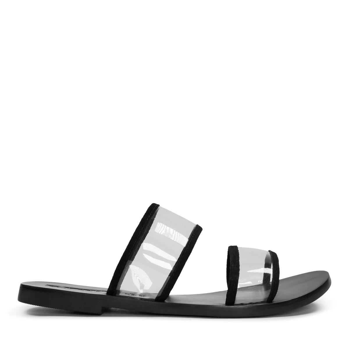 Sandales Ziggy noires pour femmes