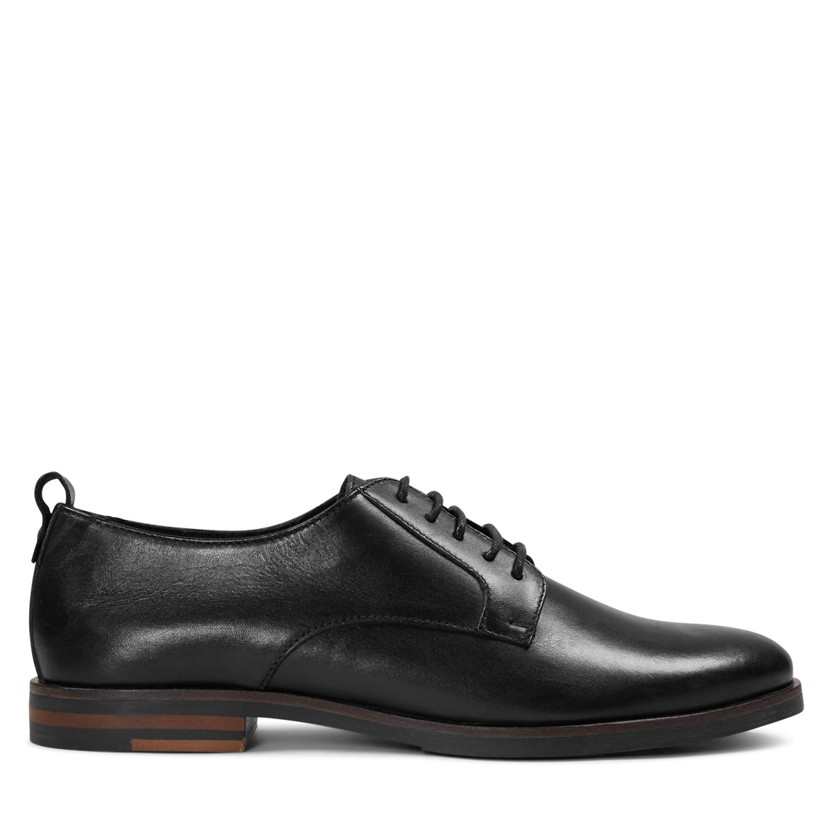 Women's Aria Lace-Up Shoes in Black