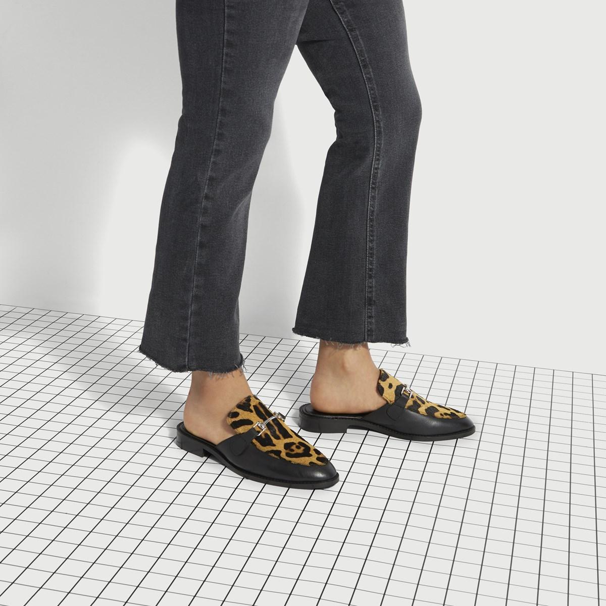 Women's Gigi Slip-On Shoe in Leopard