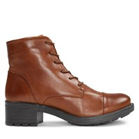 Women's Eliza Boot in Cognac