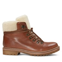 Women's Livia Boot in Cognac
