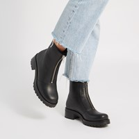 Women's Quinn Boot in Black