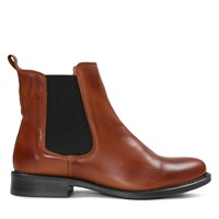 Women's Clara Boots in Brandy