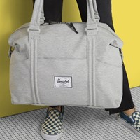 Strand Tote Bag in Light Grey
