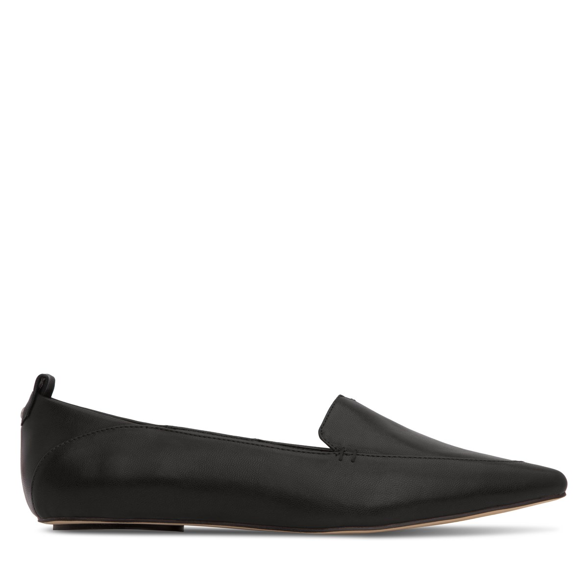 Women's Shanti Flats in Black