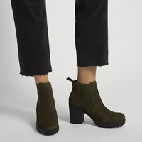 Women's Bianca Boot in Olive
