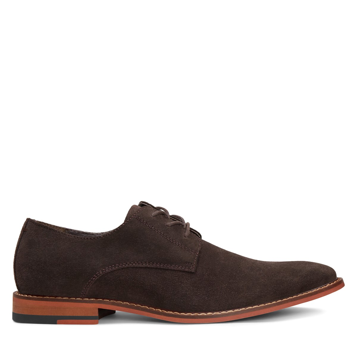 Men's Alberto Lace-Up Shoe in Brown