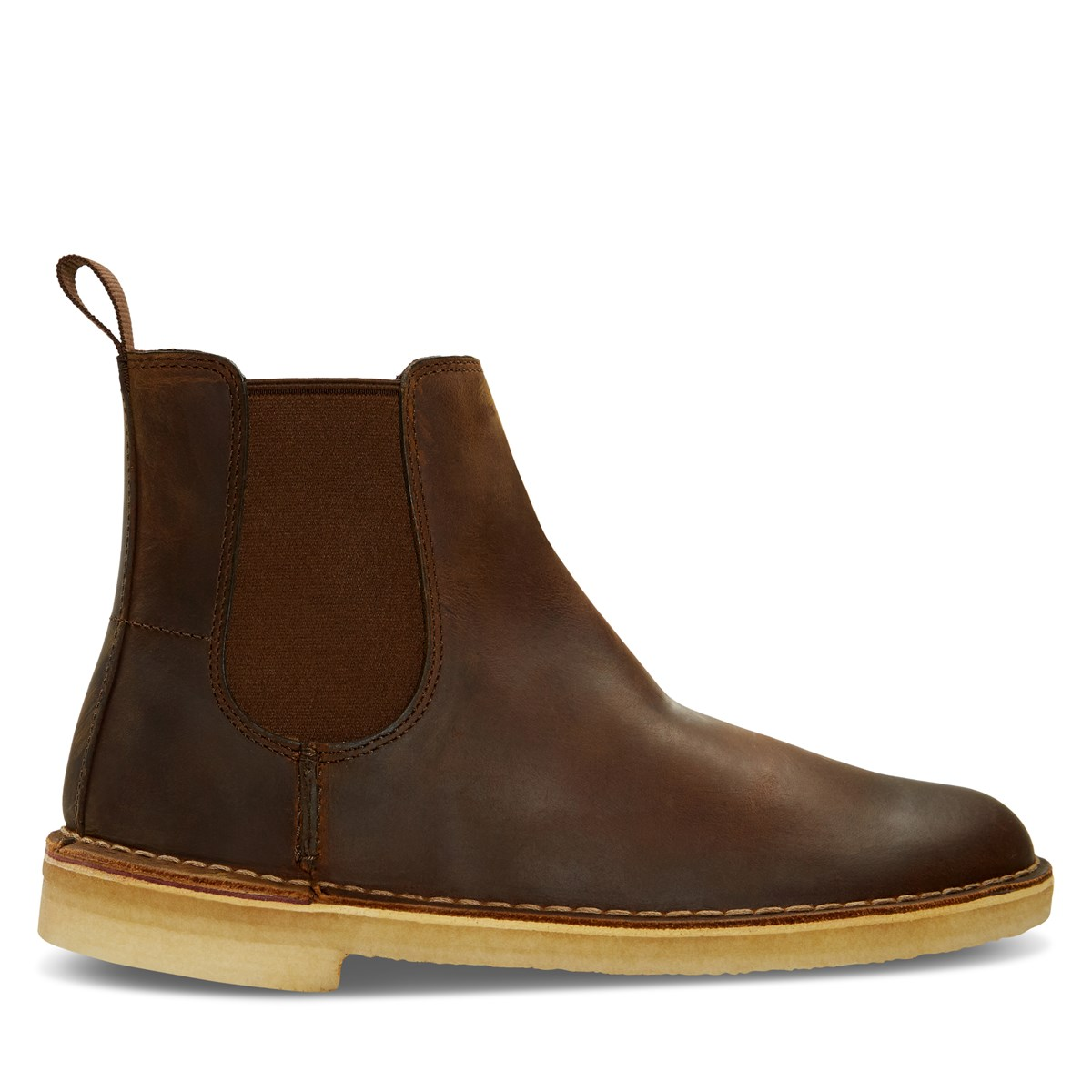 83d04359825 Men s Desert Peak Chelsea Boots in Brown