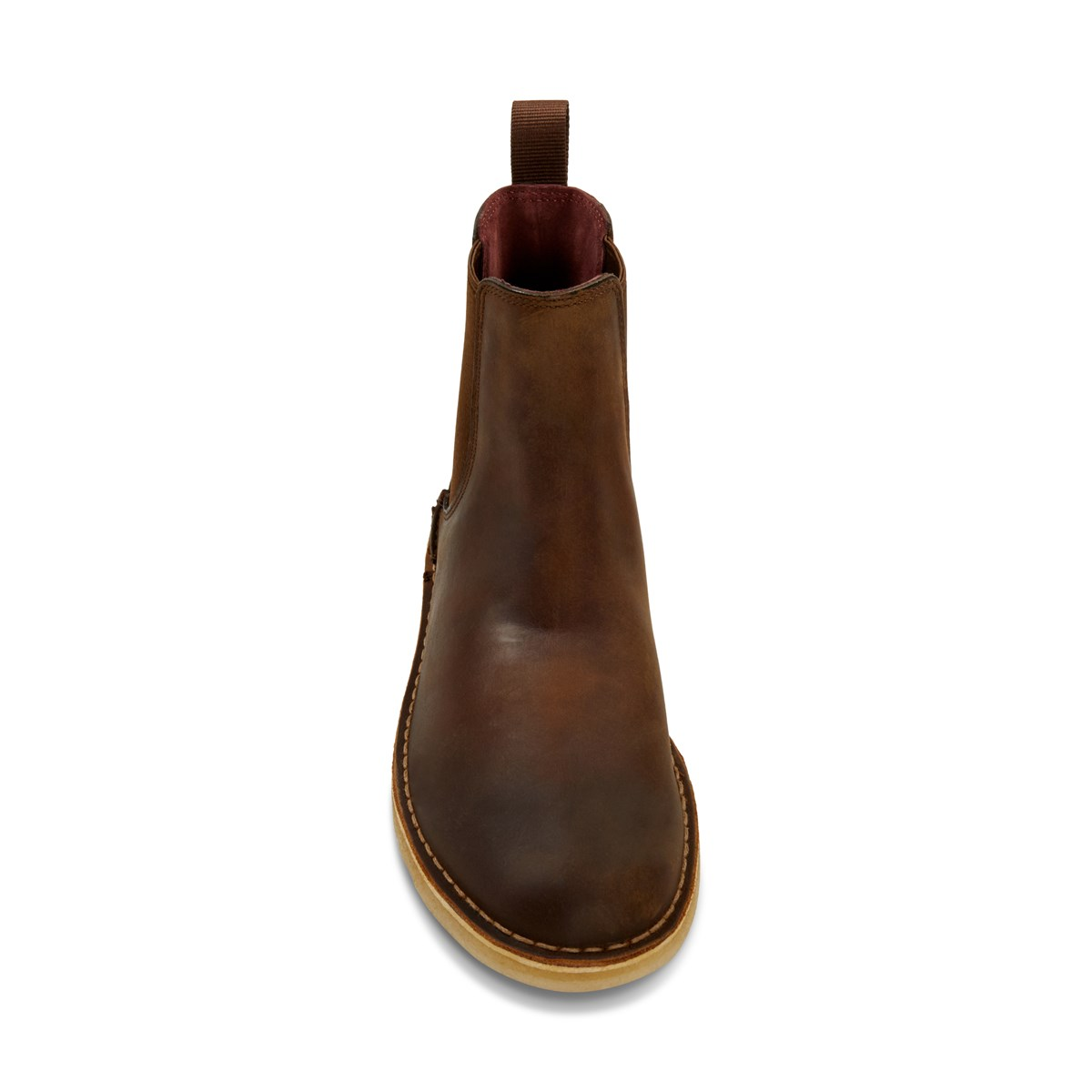 3dcf094509a Men's Desert Peak Chelsea Boots in Brown