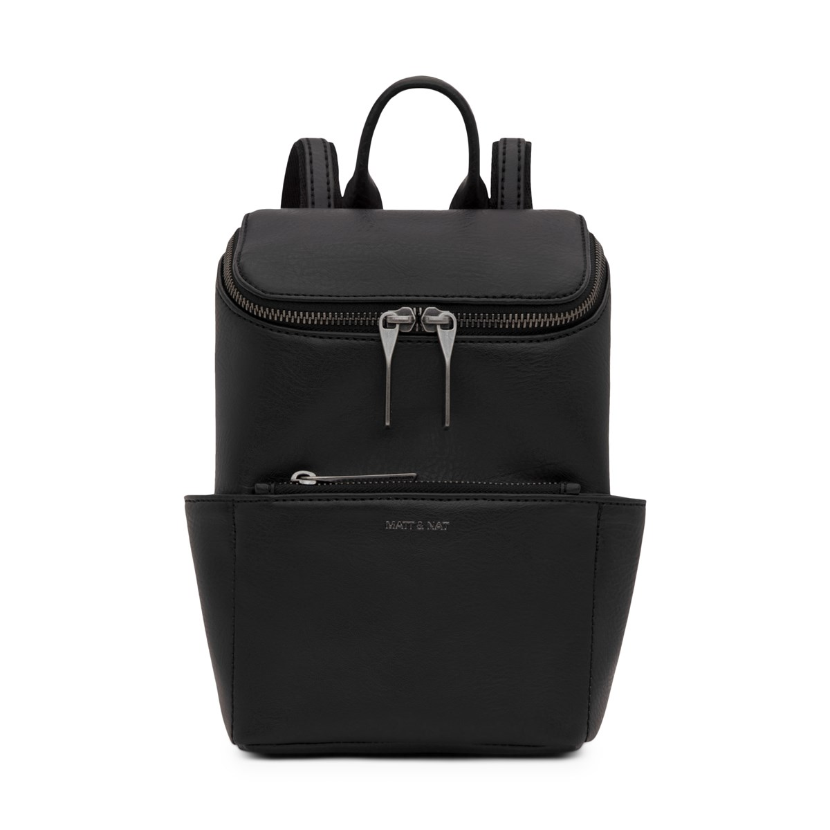 Brave Mini Backpack in Black
