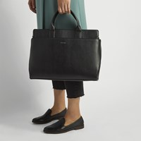 Gloria Satchel in Black