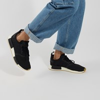 Men's NMD_R1 Sneaker in Black