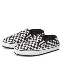 Women's Slip-Er Slippers in Checkerboard