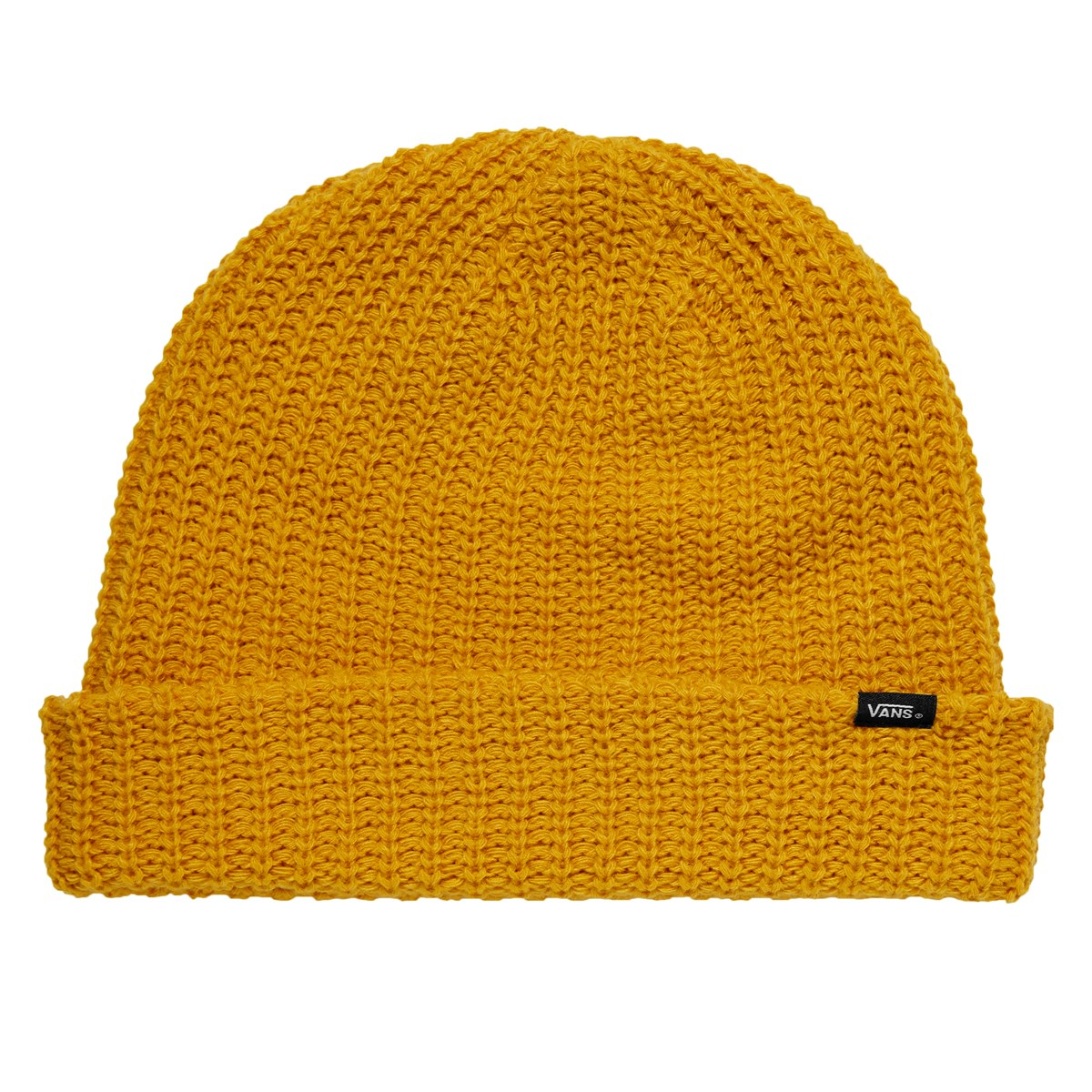 Mismoedig Beanie in Yellow