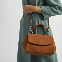 Anais Handbag in Cognac
