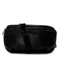 Sadie Belt Bag in Black